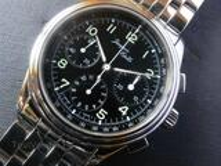 Jacques Etoile chronographe tricompax (chrono montre)