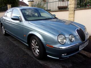Jaguar s type 2-5 v6 Auto. 2002