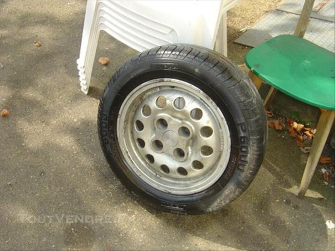 Jante alu 205 gti + pneu pirelli 84862652