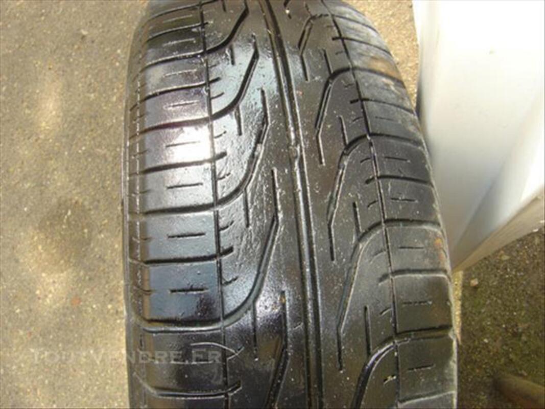 Jante alu 205 gti + pneu pirelli 84862654
