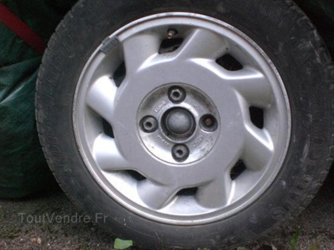 Jante alu Ford 14 pouces 55853510