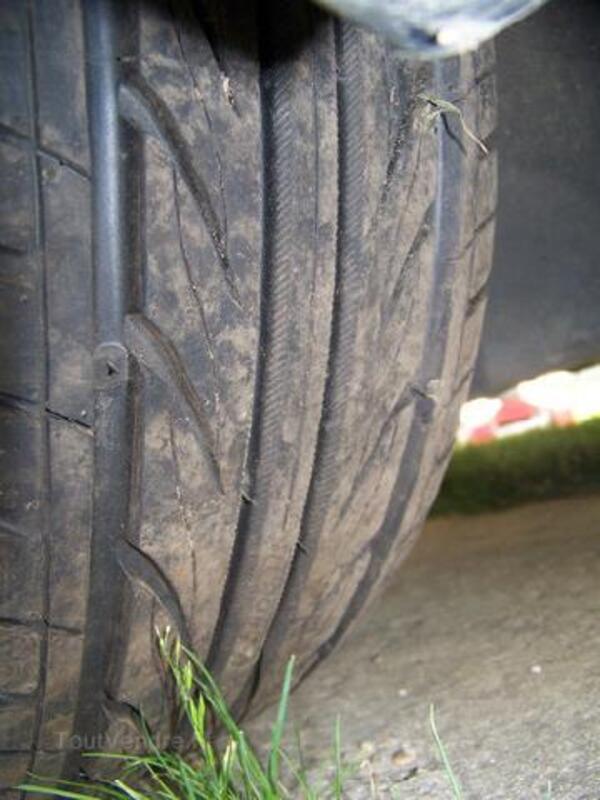 Jantes et pneus peugeot citroen 17 pouces 92191712