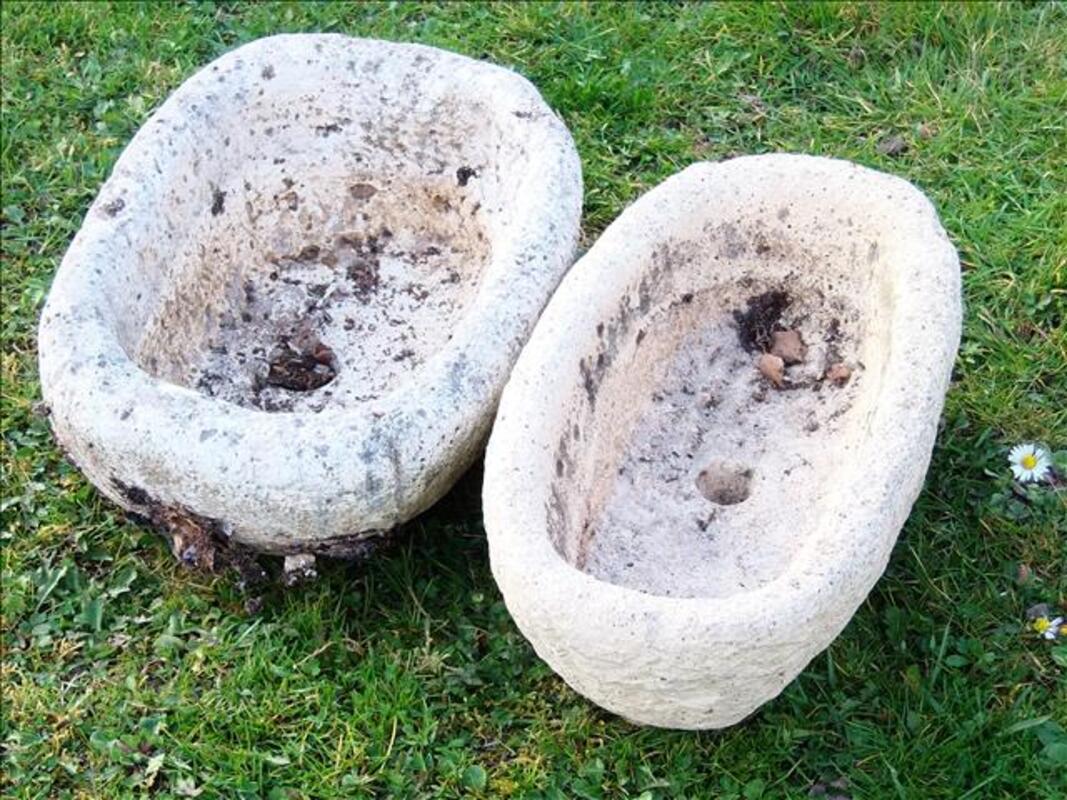 Jardinières en pierre 104981669