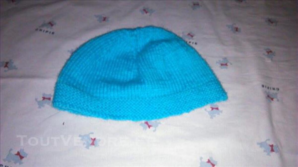 Je tricote des vêtement pour bébé 80584013