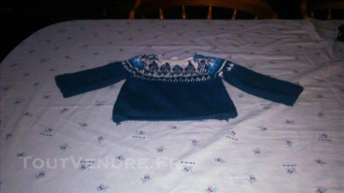 Je tricote des vêtement pour bébé 80584016