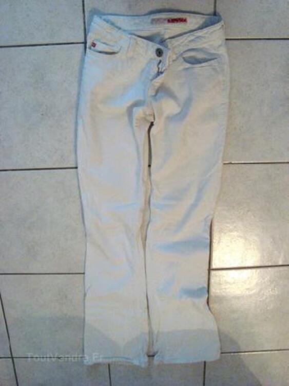 Jean Blanc Miss Sixty Femme taille 26 (USA) 94039360