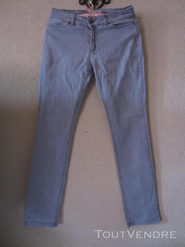 Jean gris Soft Grey T 38 270874842