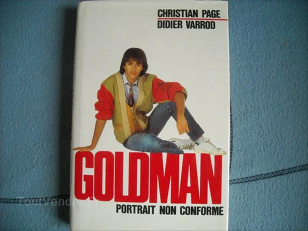 Jean jacques goldman portrait non conforme 54488634