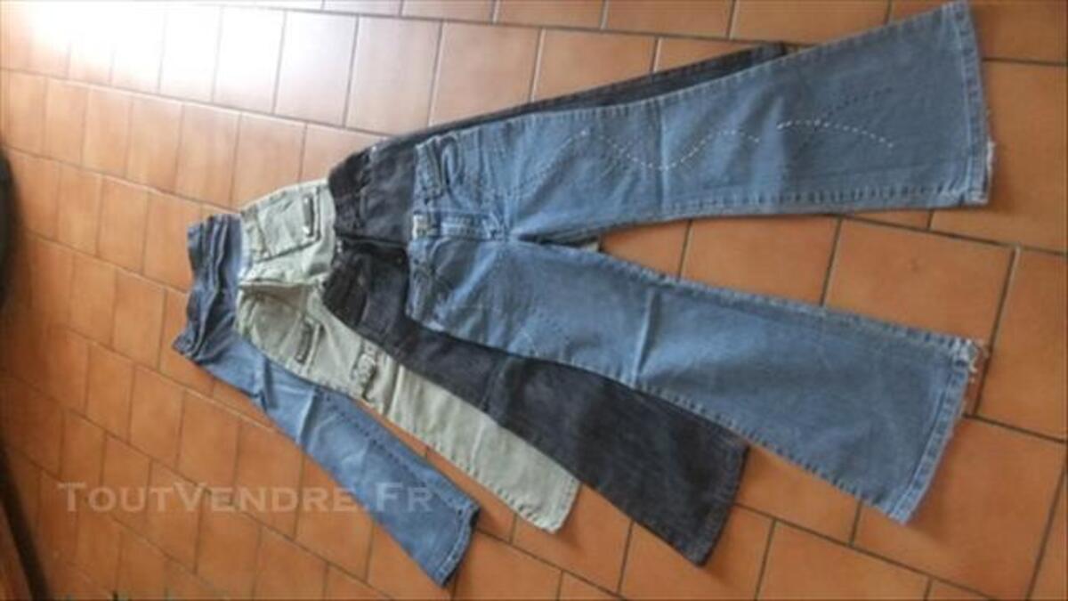 Jeans 10 ANS 85235451