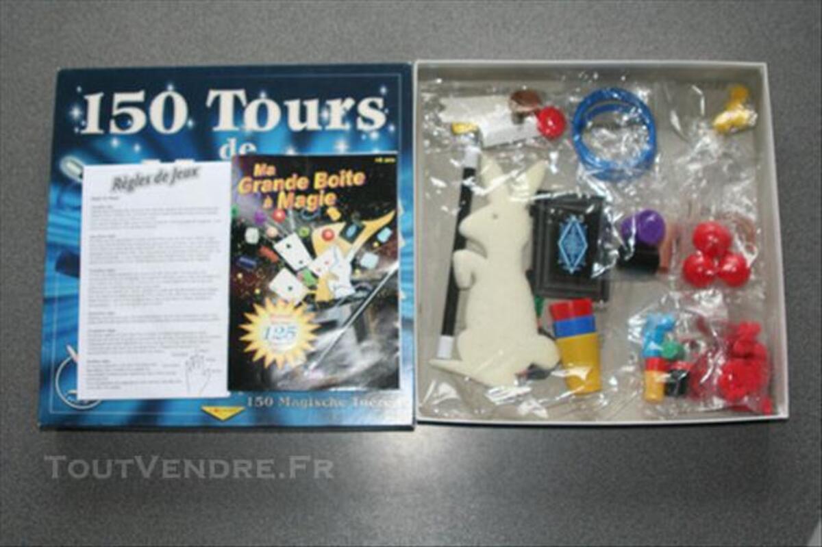 JEU 150 tours de magie 76192396