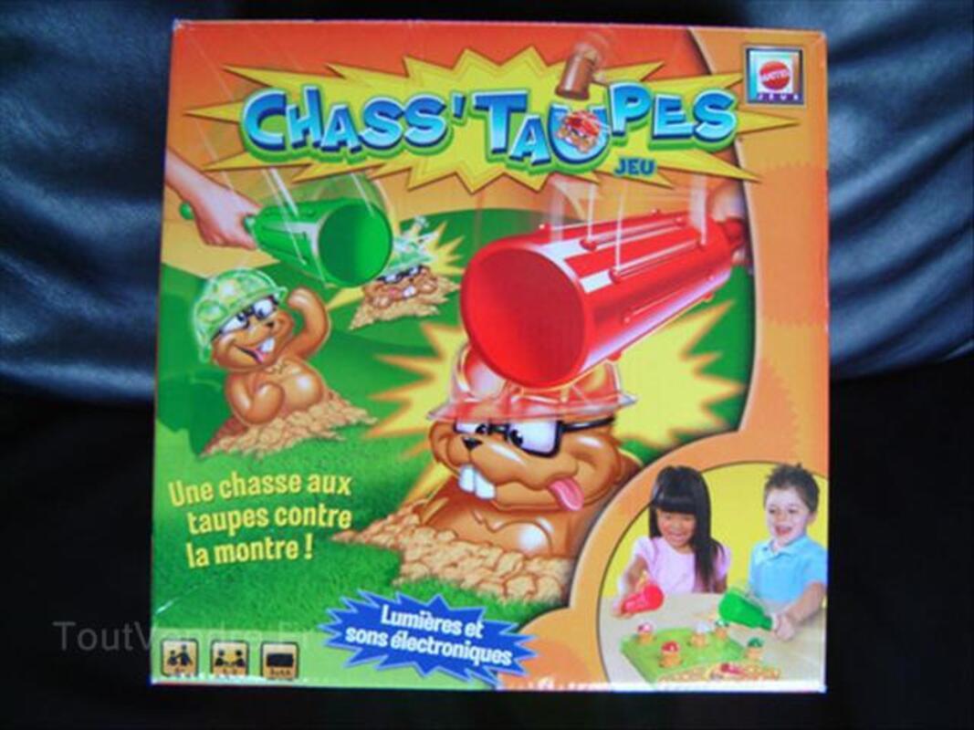 Jeu Chass'taupes piles fournies 54429000