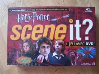 "Jeu de société ""Harry Potter scene it ?"" Mattel"