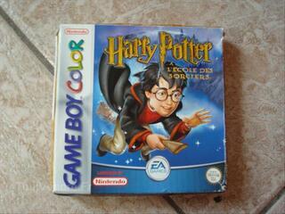 Jeu Game Boy Color Harry Potter à l'Ecole des Sorciers