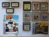 Jeu GBA/GBC/Micro/DS (Lot 4)