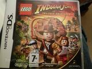 Jeu LEGO INDIANO JONES pour NINTENDO DS