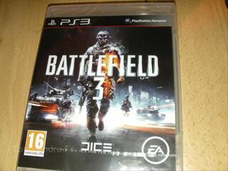 Jeux Battlefield 3 PS3 neuf  jamais ouvert
