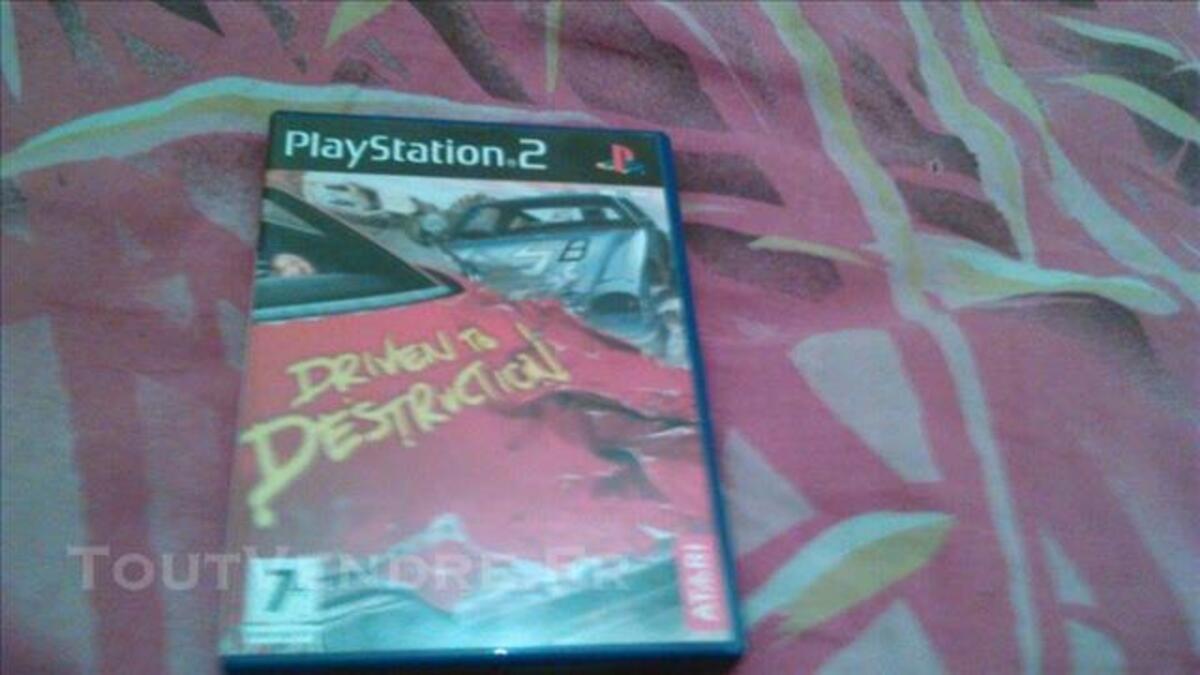 Jeux de Playstation 81362155