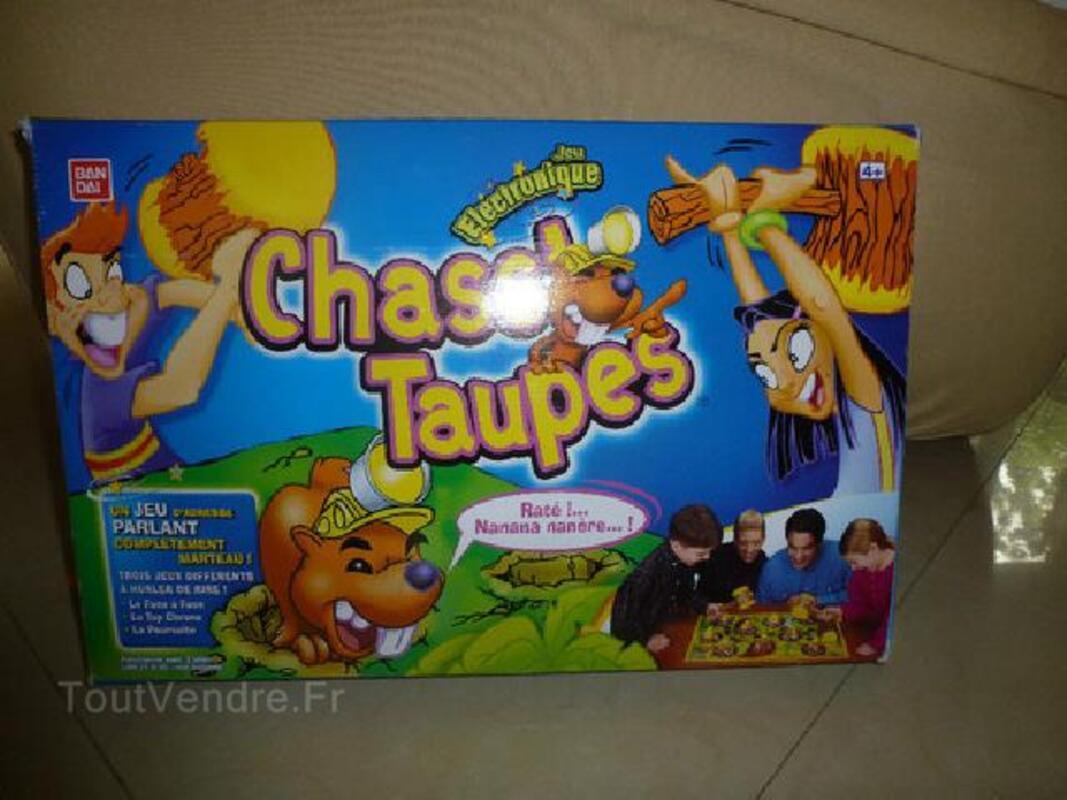 """Jeux de société """"Chass Taupes"""" 104459896"""