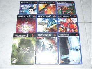 Jeux playstation 2