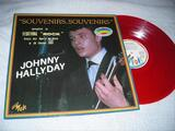 Johnny Hallyday 33 tours couleur