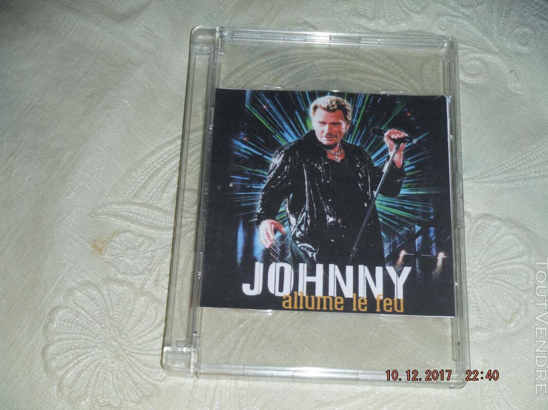 JOHNNY HALLYDAY - Allume le feu B.Schmidt 311622200