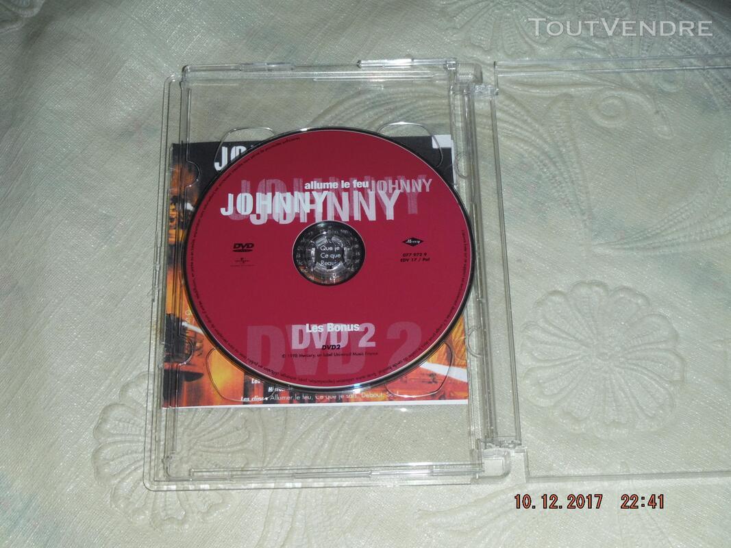 JOHNNY HALLYDAY - Allume le feu B.Schmidt 311622206