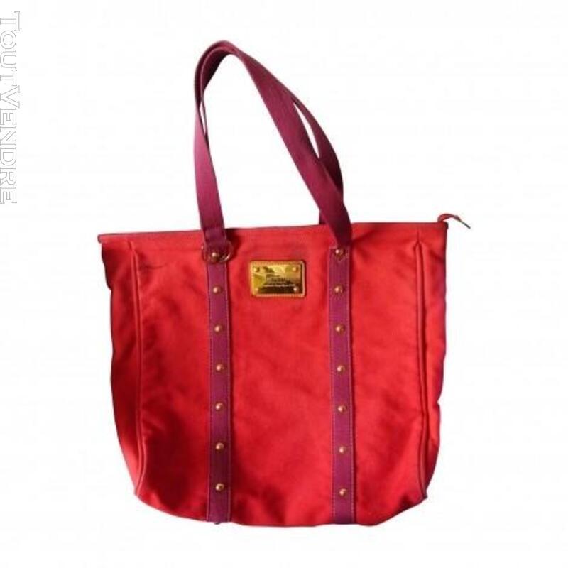 Joli sac Louis Vuitton Modele Antigua cabas XL authentique 444882187