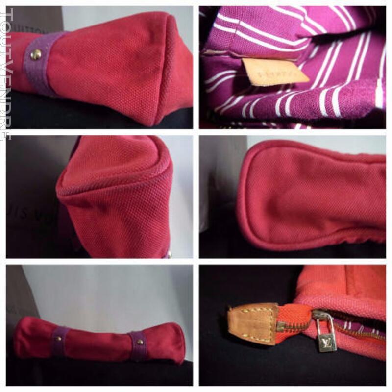 Joli sac Louis Vuitton Modele Antigua cabas XL authentique 444882193