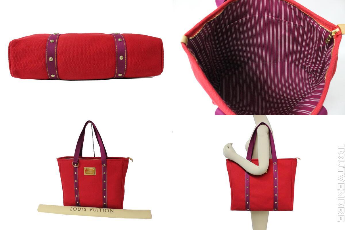Joli sac Louis Vuitton Modele Antigua cabas XL authentique 444882205