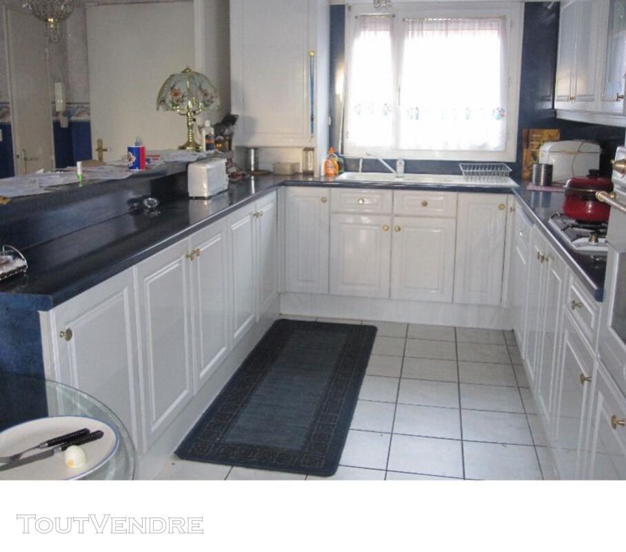 Jolie maison 4 pièces + jardin + double garage 126 m2 136658876