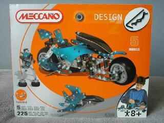 Jouet à Construire Design 2 Meccano