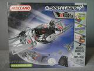 Jouet à Construire Fighter Dark Pirates Meccano