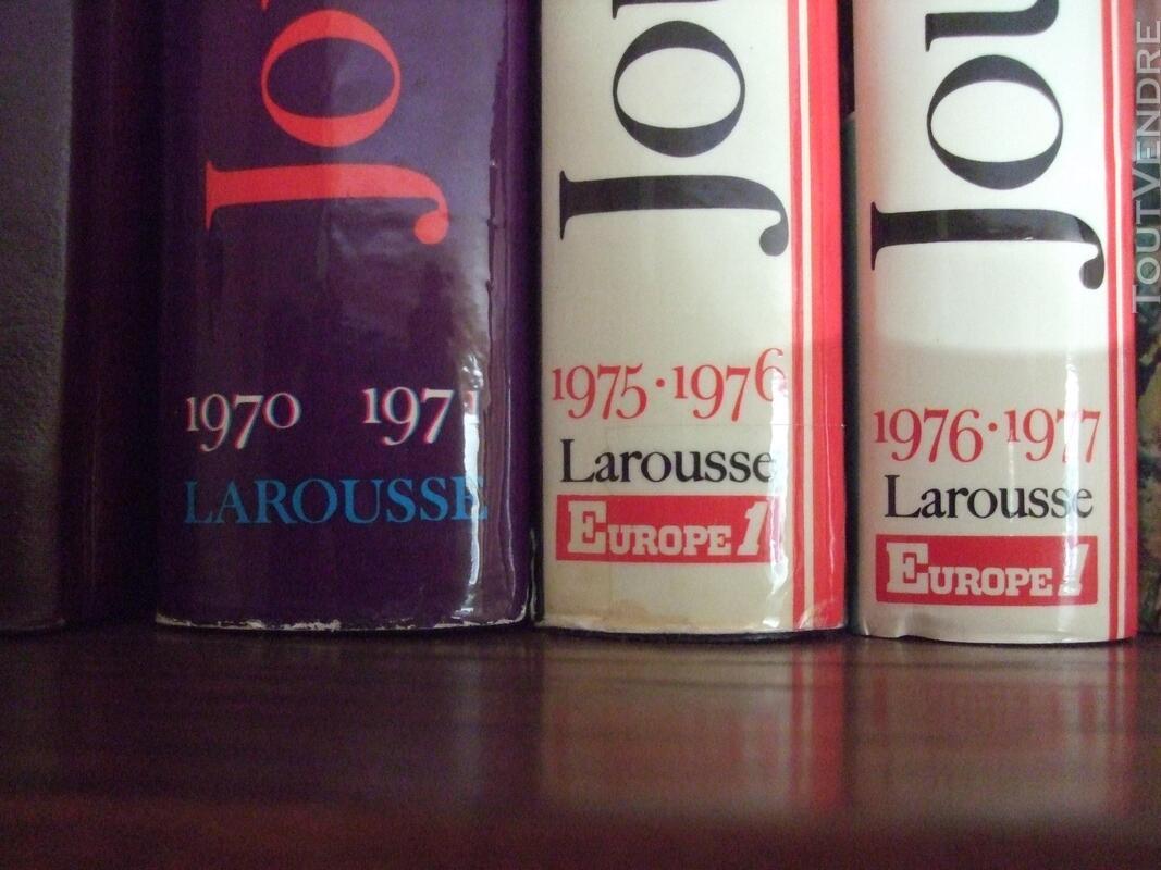 JOURNAL DE L ANNEE NEUF 644175691