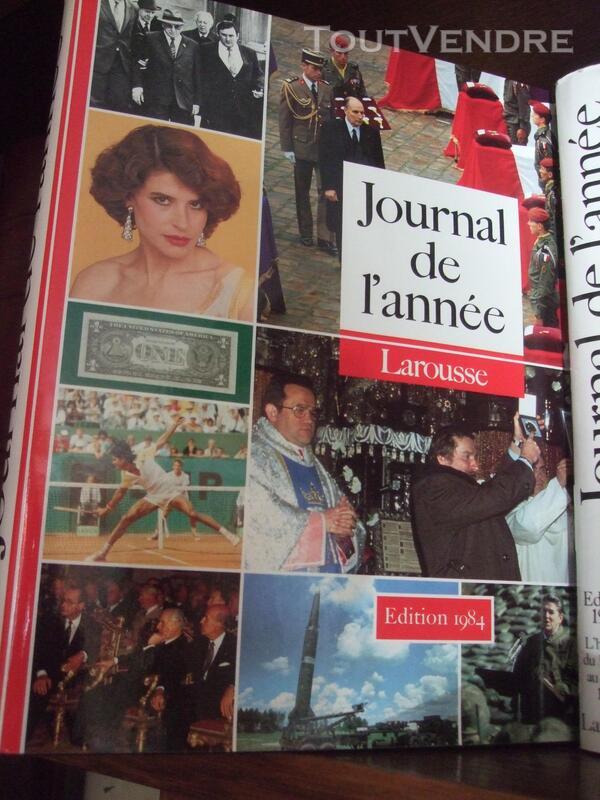JOURNAL DE L ANNEE NEUF 644176894