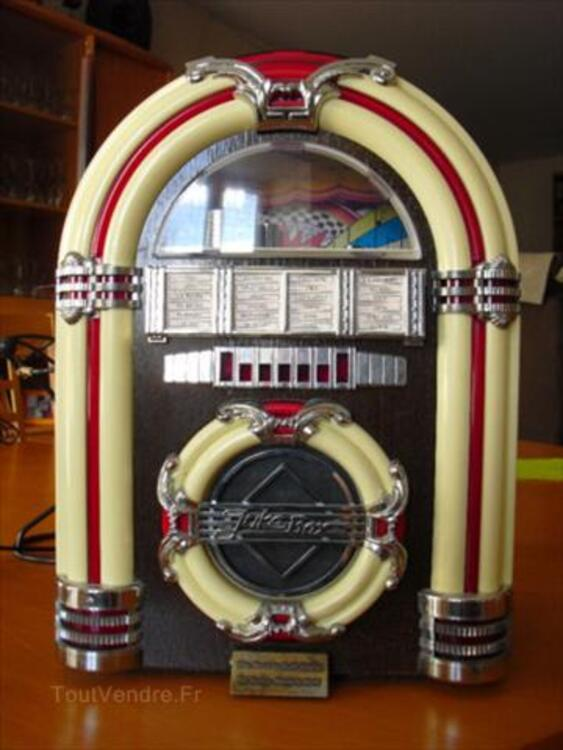 JUKE BOX SPIRIT OF SAINT LOUIS 1990 AM/FM & K7 56253547
