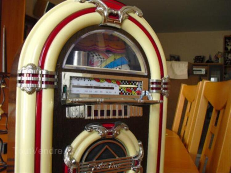 JUKE BOX SPIRIT OF SAINT LOUIS 1990 AM/FM & K7 56253549