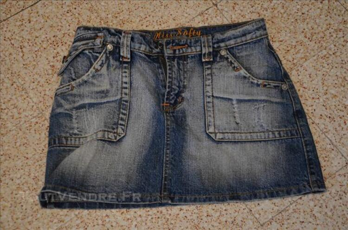 Jupe en Jeans Miss Softy 74029982