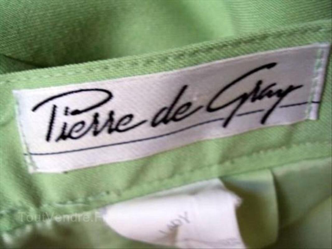 Jupe vert clair Pierre de Grey 40 96420651