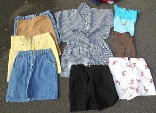Jupes shorts