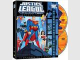 JUSTICE LEAGUE UNLIMITED SAISON 2 DVD NEUF SS BLISTER
