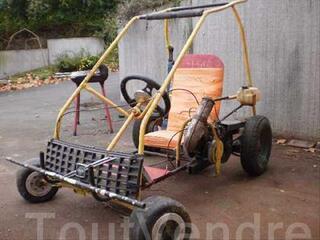 Kart buggy 50cc 60 km/hr