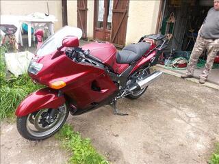 Kawasaki 1100zzr