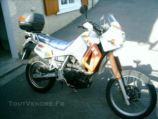 Kawasaki 650 klr elec