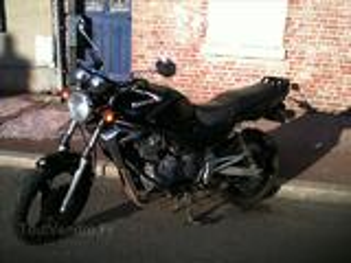Kawasaki ER 5 noire de 2006