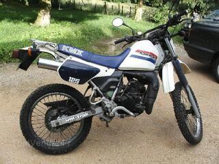 Kawasaki KMX 125 CC