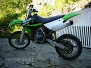 Kawasaki kx 85 petites roues