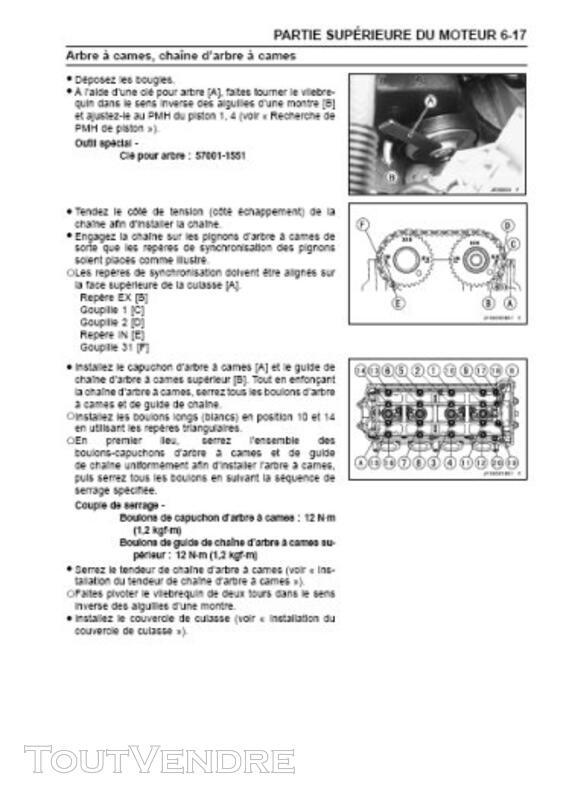 Kawasaki Ultra 250X - Fr. 139207126