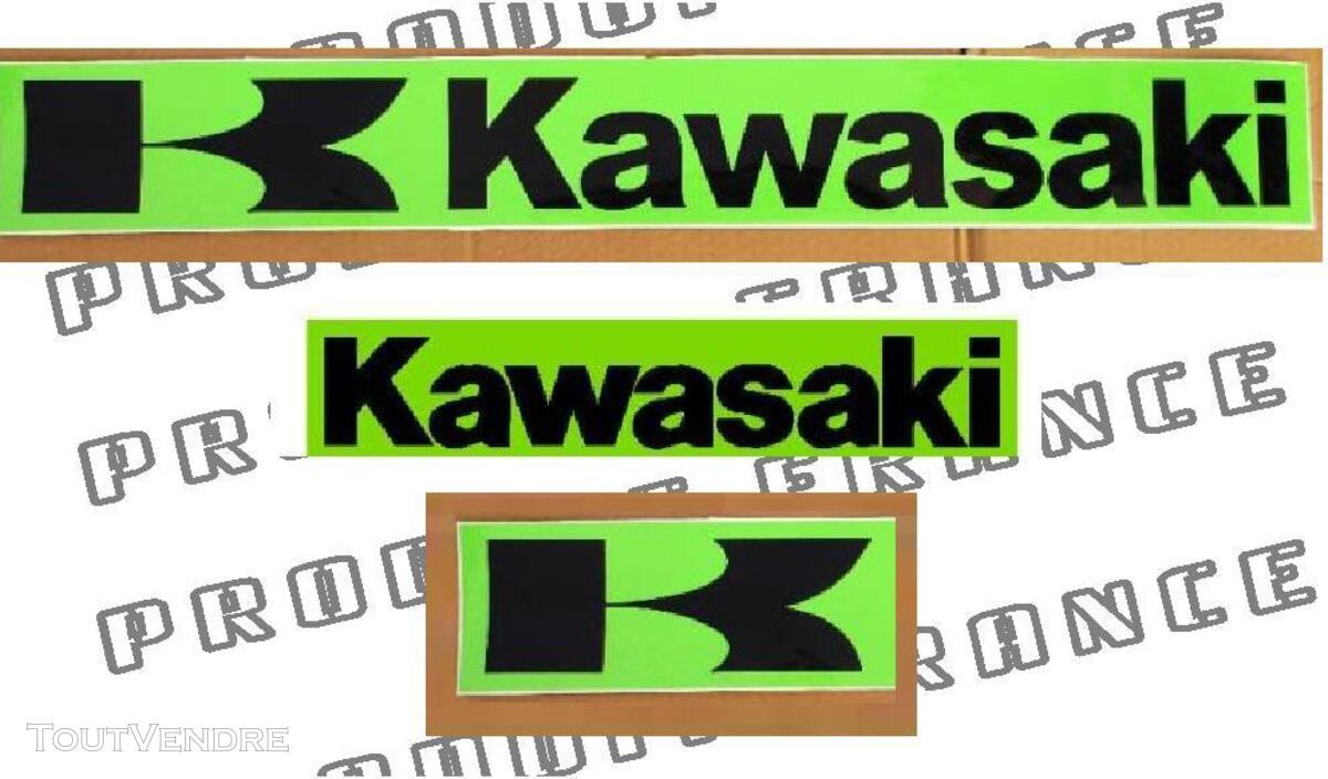 KAWASAKI VINTAGE STICKERS 310950092