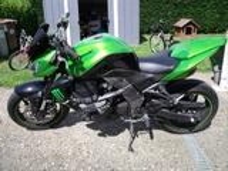 Kawasaki z750 année 2009