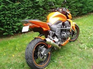 Kawasaki z750 Orange Pearl K8 Full